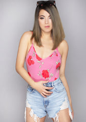 Tahiti Candy Rose Bodysuit