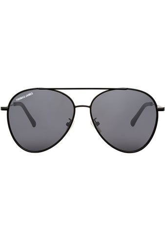 3781028a90a7 West LA Sunglasses in Black. West LA Sunglasses in Black · Thomas James LA