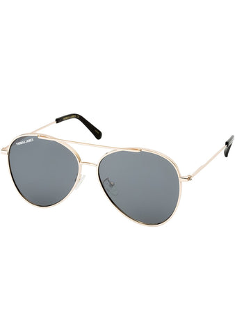 West LA Sunglasses in Gold