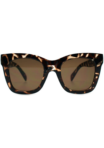 Quay Australia After Hours Sunglasses in Tortoise