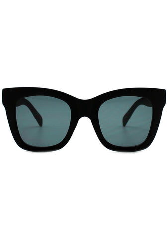 Quay Australia After Hours Sunglasses in Black