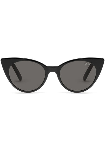 Aphrodite Sunglasses in Black/Smoke