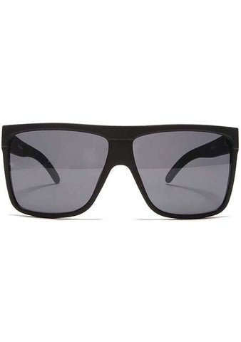 Quay Australia Barnun Sunglasses in Black