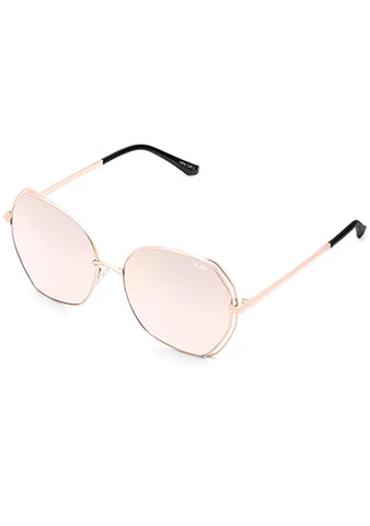 Big Love Sunglasses in Rose Gold