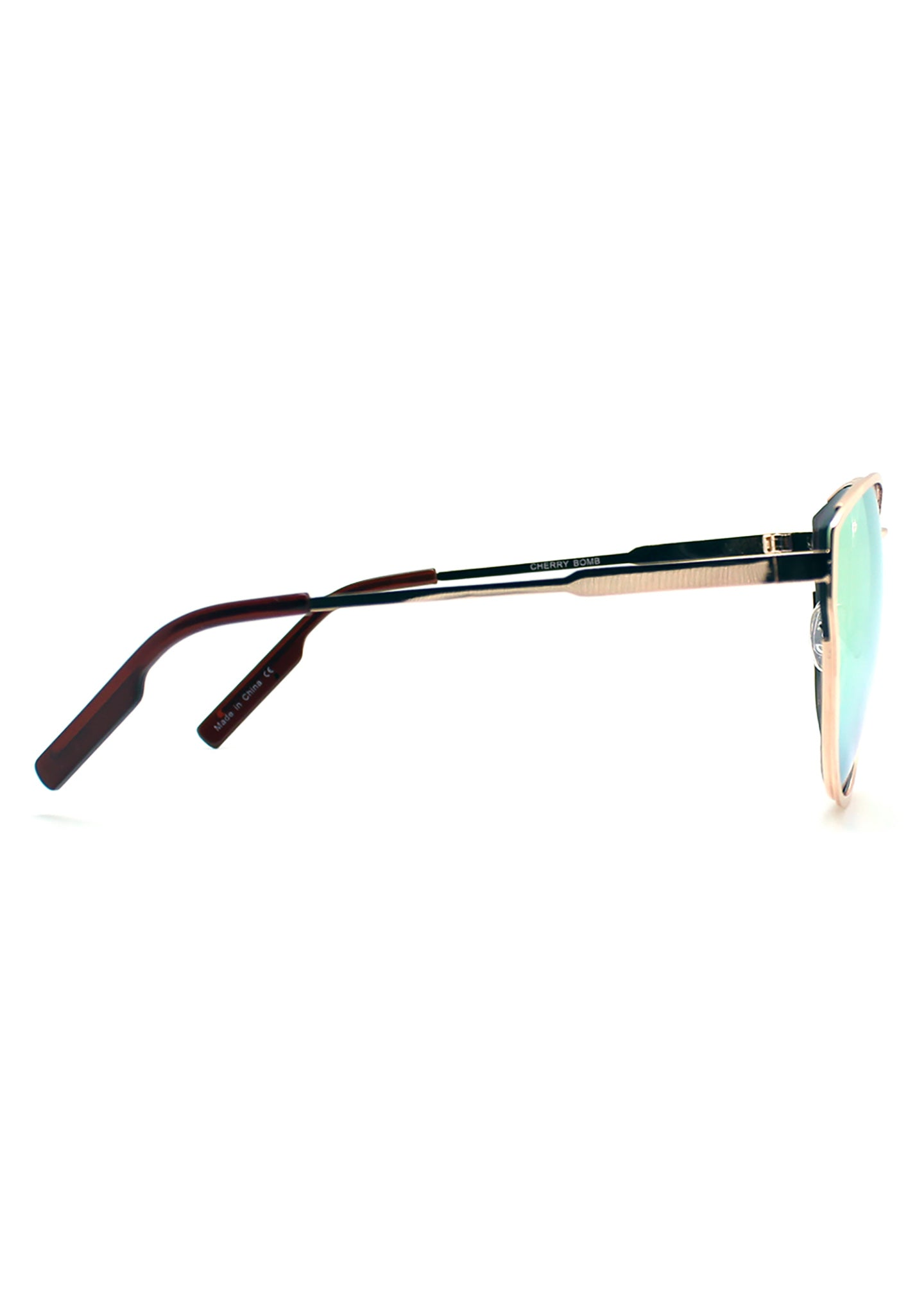 Quay Australia Cherry Bomb Sunglasses in Rose/Pink