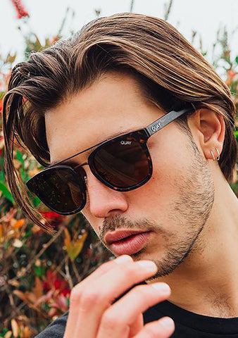 Coolin Sunglasses in Tortoise/Brown