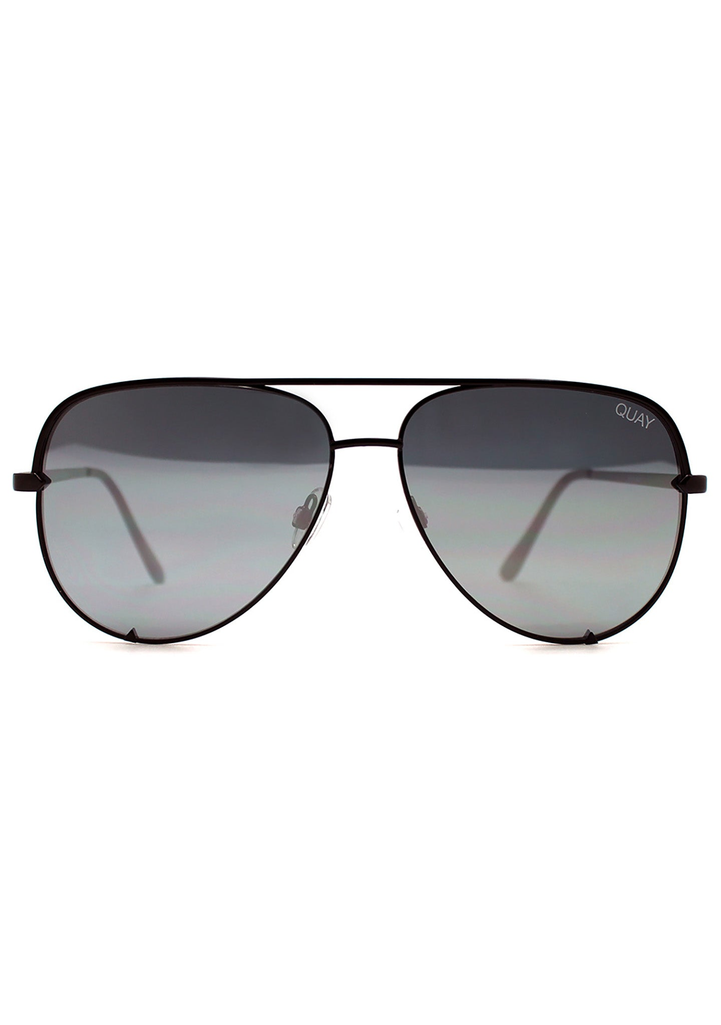 Quay Australia X Desi Perkins High Key Sunglasses in Black