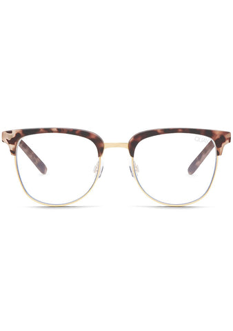 Evasive Blue Light Glasses in Tortoise