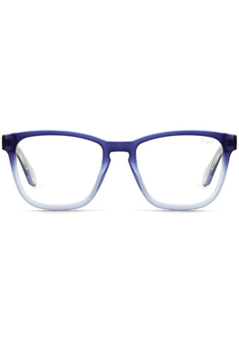 Blue Light Hardwire Glasses in Navy