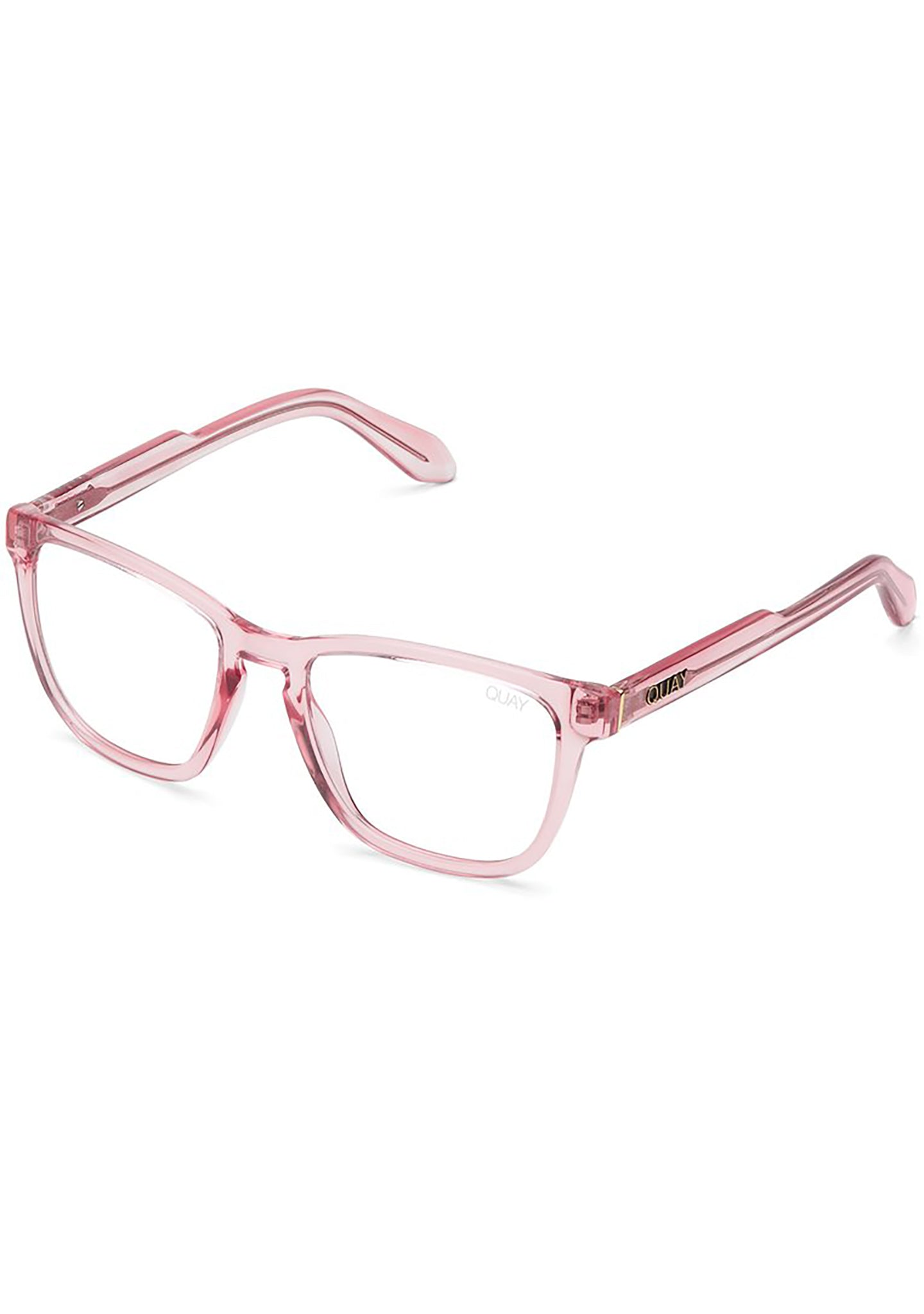 74c54359b9a Blue Light Hardwire Glasses in Pink