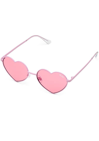 Heartbreaker Sunglasses in Pink
