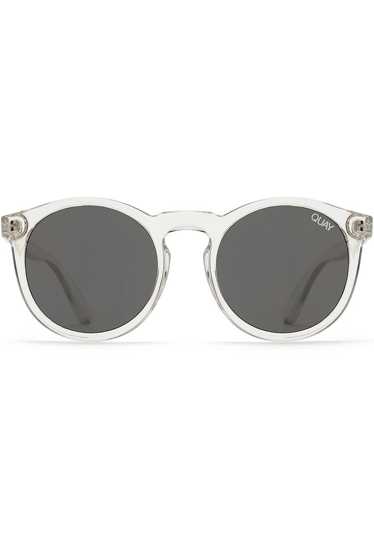Kosha Comeback Sunglasses in Clear/Smoke
