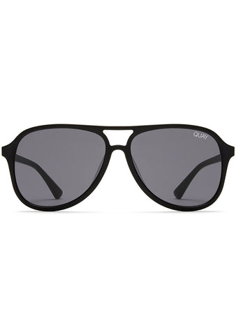 Magnetic Sunglasses in Black/Smoke
