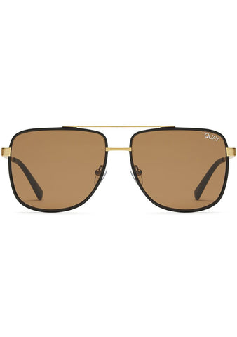 Modern Times Sunglasses in Bronze Black/Brown
