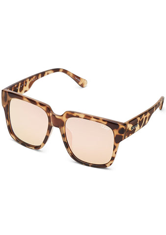 On the Prowl Sunglasses in Tortoise Rose