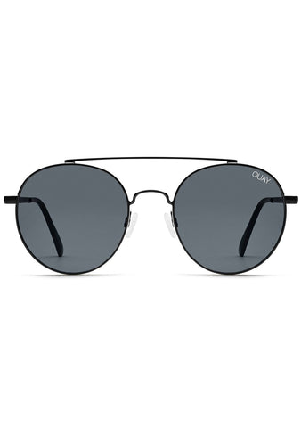 178fc2d0d0 Outshine Sunglasses in Black Smoke · Quay Australia