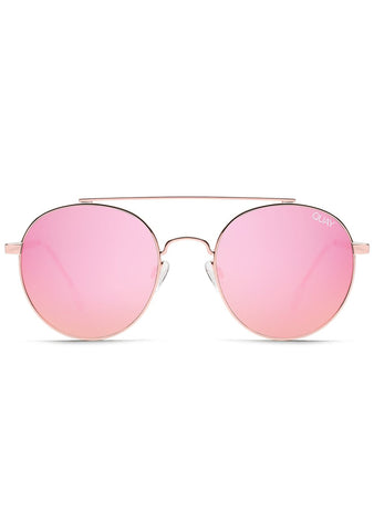 Outshine Sunglasses in Rose/Pink