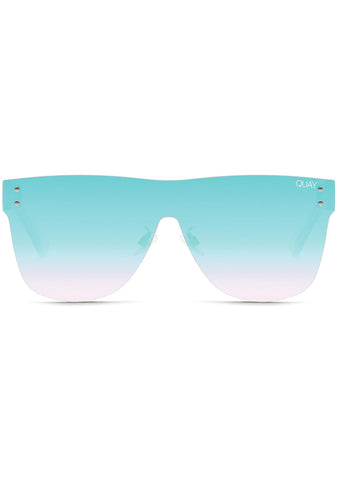 Phantom Sunglasses in Blue Fade