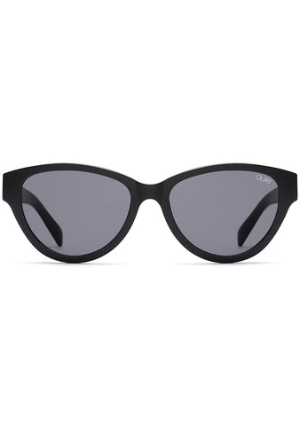 Rizzo Sunglasses in Black/Smoke
