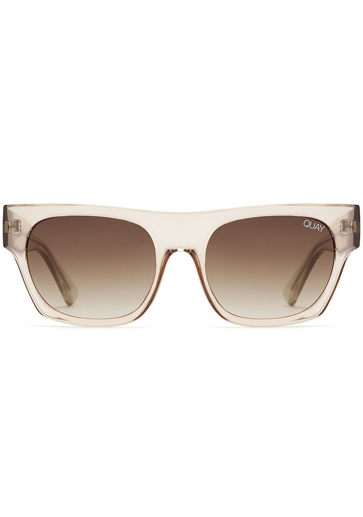 Something Extra Sunglasses in Champagne/Gold