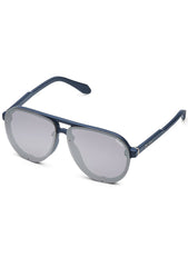 Tricky Sunglasses in Navy/Silver