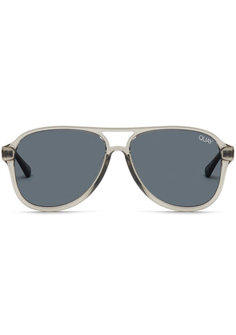 Under Pressure Sunglasses in Grey/Smoke