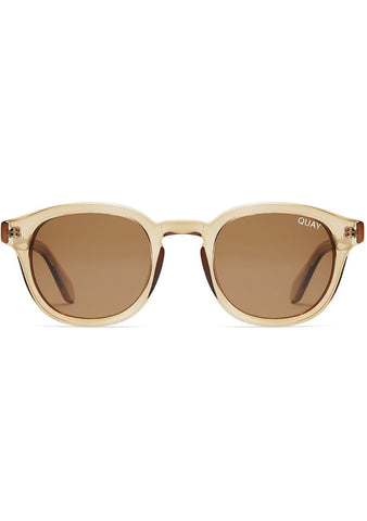 Walk On Sunglasses in Toffee/Brown
