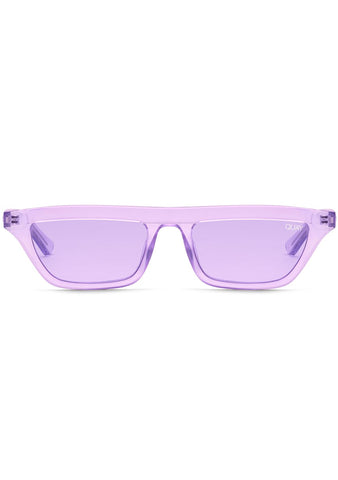 x Alissa Violet Finesse Sunglasses in Violet