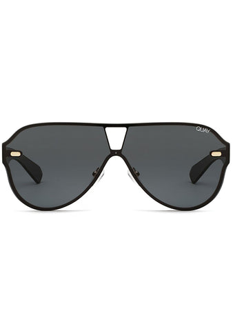 X Funboy Stay Afloat Sunglasses in Black