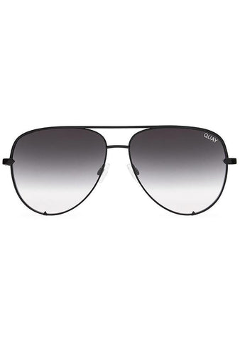 Quay Australia X Desi Perkins High Key Sunglasses in Black Fade