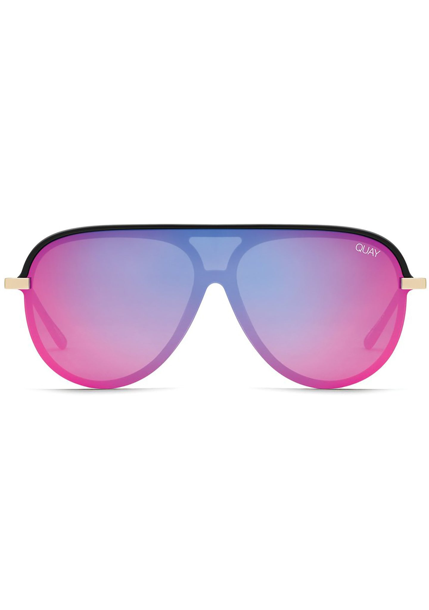 X JLO Empire Sunglasses in Black Pink