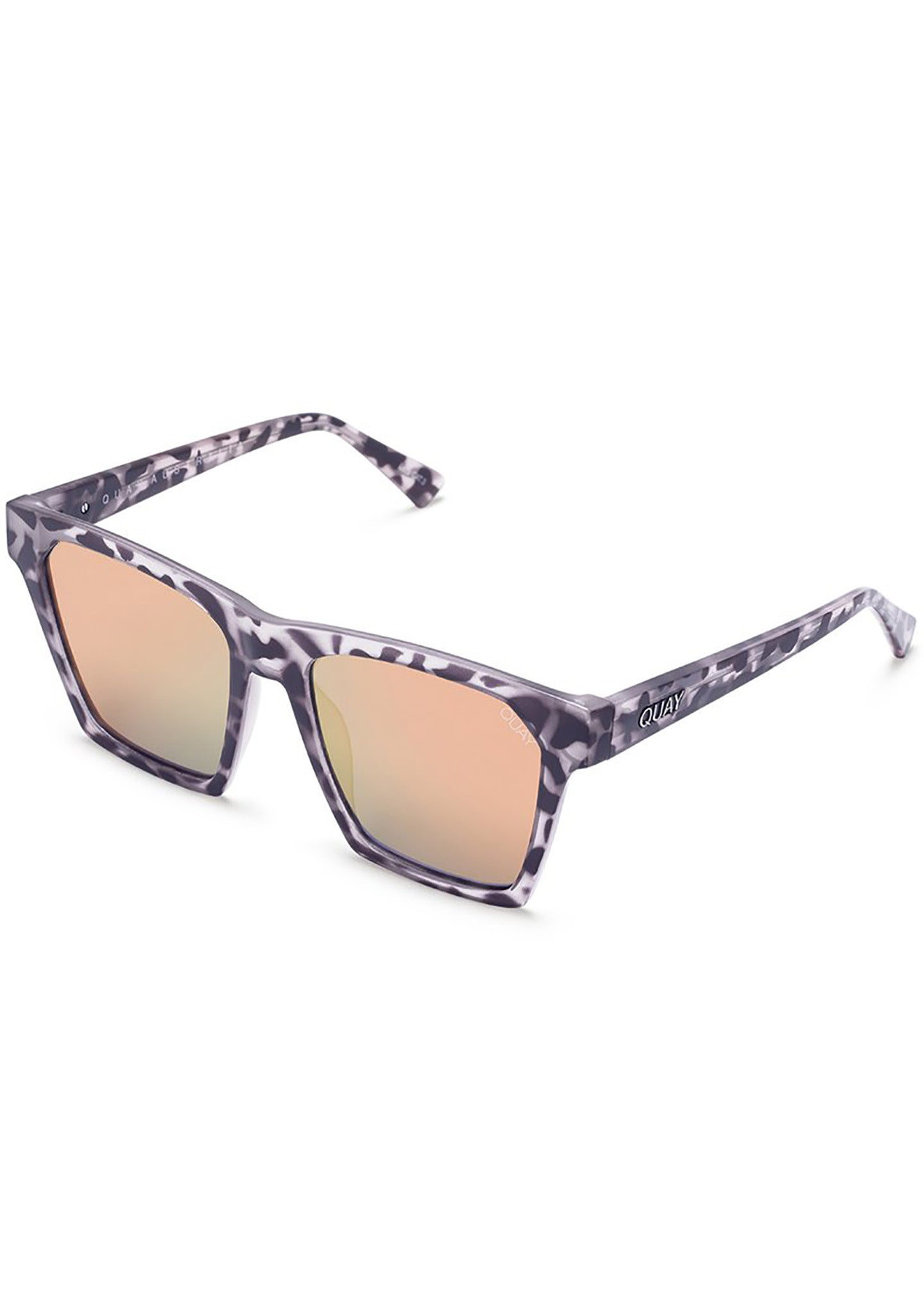 X Missguided Alright Sunglasses in Tortoise/Gold
