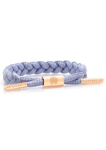 Holly Women's Classic Miniclat Bracelet in Lavender/Rose Gold