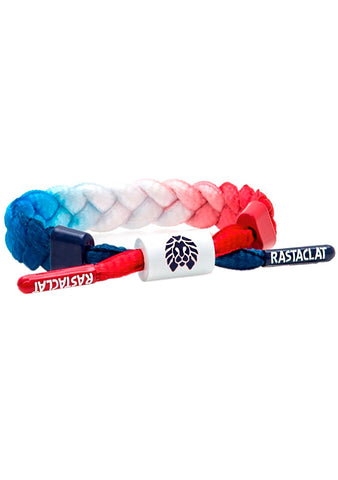 Glory 2 Classic Bracelet in Red White Blue