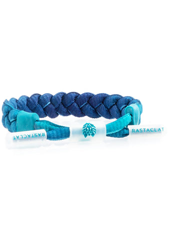 Translucid Night Dive Miniclat Bracelet in Turquoise Royal