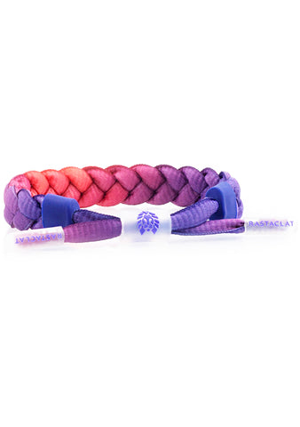 Translucid Sunset Drops Classic Bracelet in Purple Pink