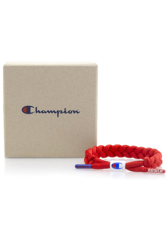 X Champion Bracelet in Red