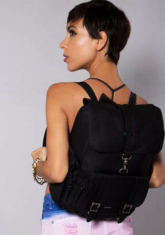 Chelsea City Backpack in Black