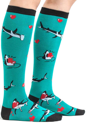 Sock It To Me Love Bites 2 Pair Sock Gift Set