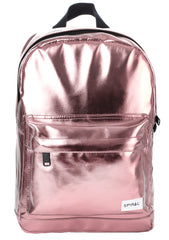 Rose Gold Rush Festival Backpack