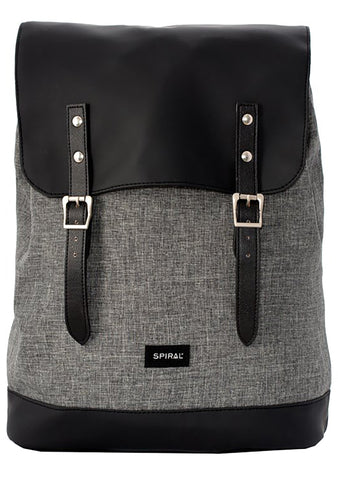 Charcoal SOHO Backpack from Spiral