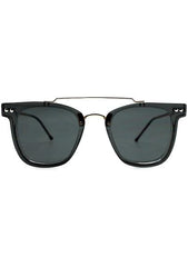 Spitfire FTL 2 Sunglasses in Clear/Black