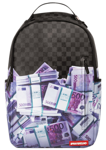 SPRAYGROUND 500 Euros Banned Backpack