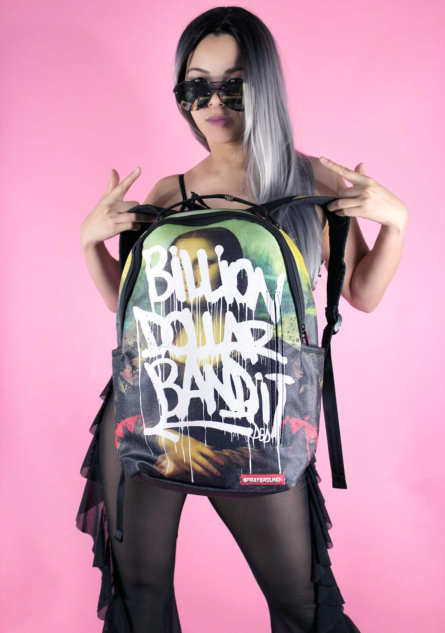 sprayground | shop sprayground billion dollar bandit backpack at