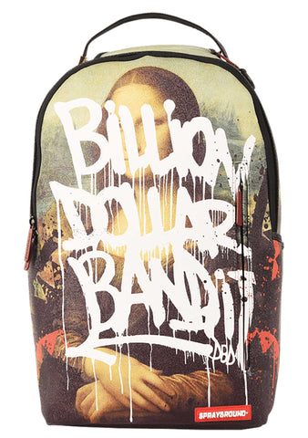 Billion Dollar Bandit Backpack
