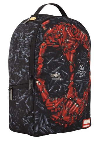 X Marvel Deadpool Mask Backpack