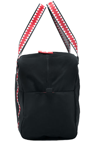 Sprayground Ghost Vertical Shark Duffle Bag
