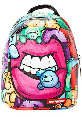 Gummy Lips Lit AF Backpack