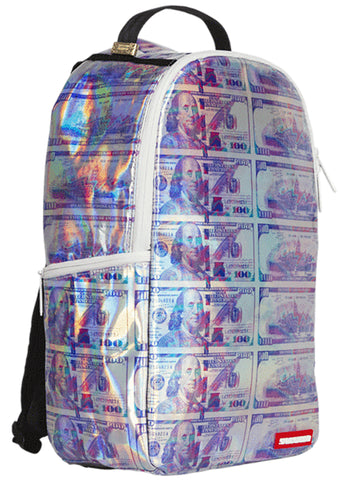 Hologram Money Backpack