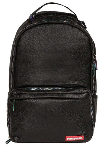 Iridescent Sneaker Cargo Backpack